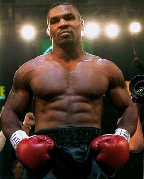 boxer weight mike tyson height weight measurements measurements