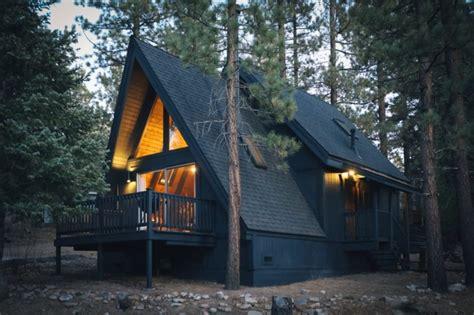 aframe homes 2018 1970s a frame cabin transformed into light filled modern getaway inhabitat green design