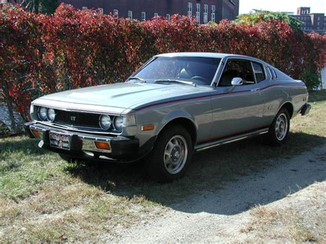 1977 Toyota Celica Gt For Sale Toyota Celica Gt Liftback Maine Line Exotics