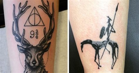tattoos inspired by books 16 book inspired tattoos for bookworms bored panda