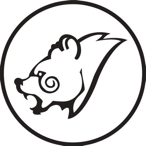 bear logo tattoo dublin celtic bear head design design pinterest bears
