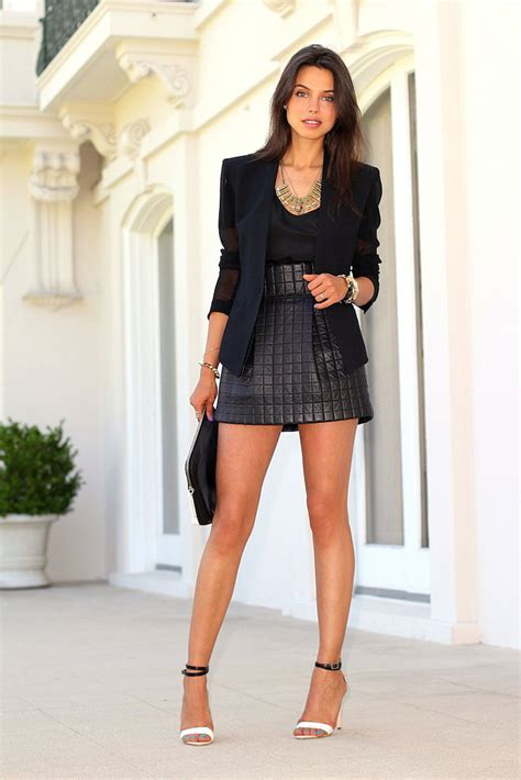 fancy skirts with and heeled shoes ideas