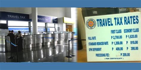Philippine Airport Tax Rise by Travel Tax From Philippines To Singapore Lifehacked1st