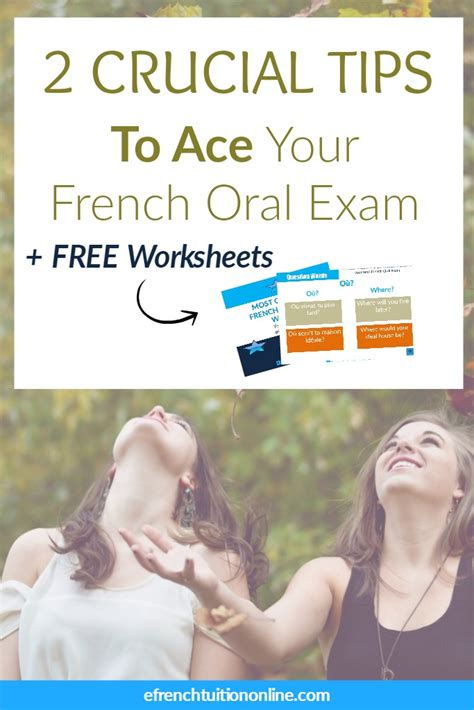 10 Tips To Ace That by 2 Crucial Tips To Ace Your Efrench