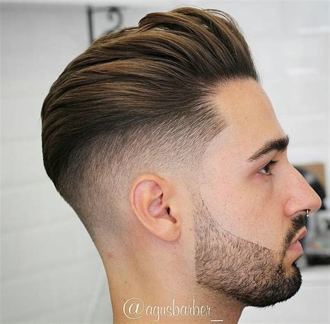 best mens haircut boston best hairstyle for man 2017 agusbarber slicked back mens