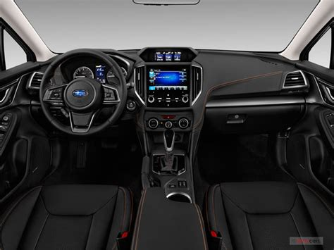 subaru crosstrek interior subaru crosstrek prices reviews and pictures u s
