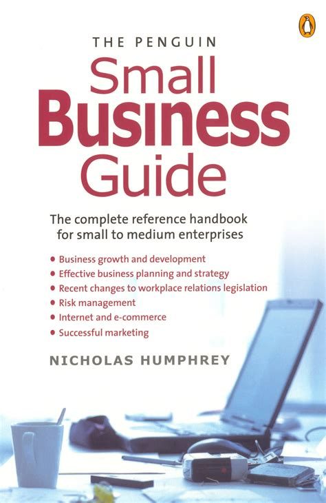 Small Home Business Guide The Penguin Small Business Guide Penguin Books New Zealand