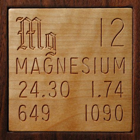 Magnesium Periodic Table by Facts Pictures Stories About The Element Magnesium In