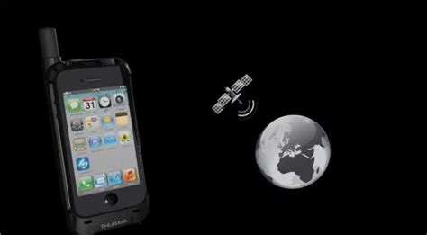 dick smith gadget turns  iphone  satellite phone