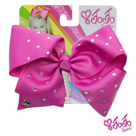 Jojo Siwa Bow By Timorashop jojo siwa signature collection hair bow with