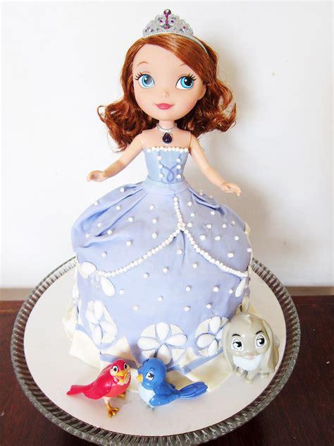 Sofa The Frist by Sofia The Doll Cake The Busy Spatula