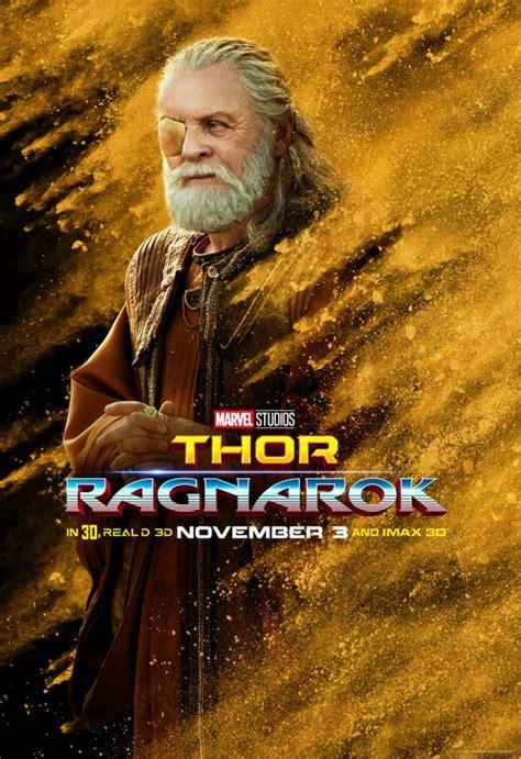cerita film thor 3 ragnarok thor ragnarok posters debut 8 new looks