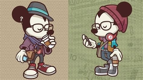 my little light box hipster disney characters my little light box hipster disney characters