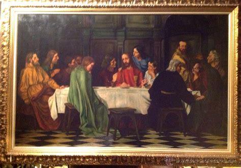 imagenes catolicas ultima cena cuadro impresionante la 250 ltima cena 243 leo con ma comprar