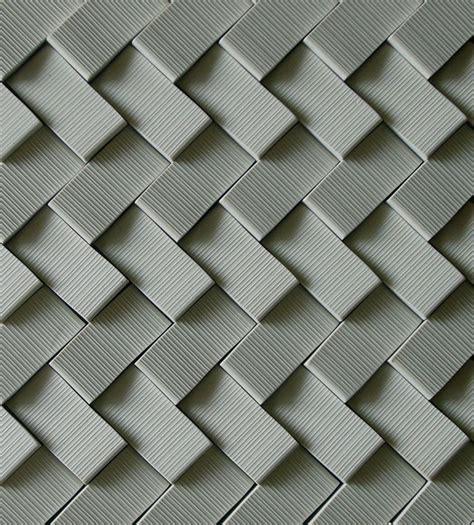 Handmade Tiles Melbourne - academy tile geoform series texture 타일