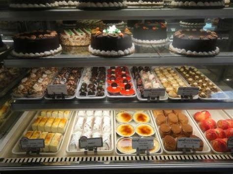the bakery shelf at poupart s bakery picture of cajun