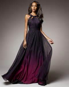black ombre prom dresses naf dresses