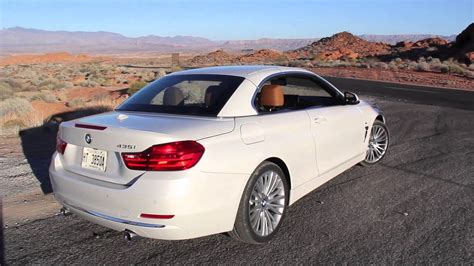Bmw Serie 1 Cabrio Hardtop by Bmw 4 Series Convertible Open And Hardtop