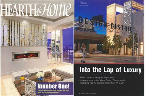 home magazine miami thank you hearth home magazine for featuring our future