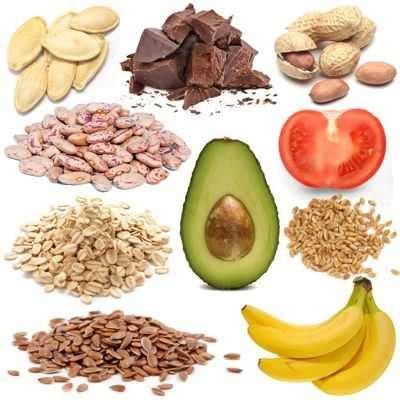 que alimentos contienen magnesio porque es importante el magnesio para nuestro crecimiento