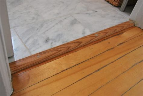 floor transition strips   Home Decor