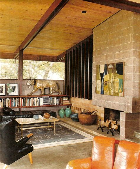 los angeles times home and design bookshelves on wall los angeles times magazine vintage