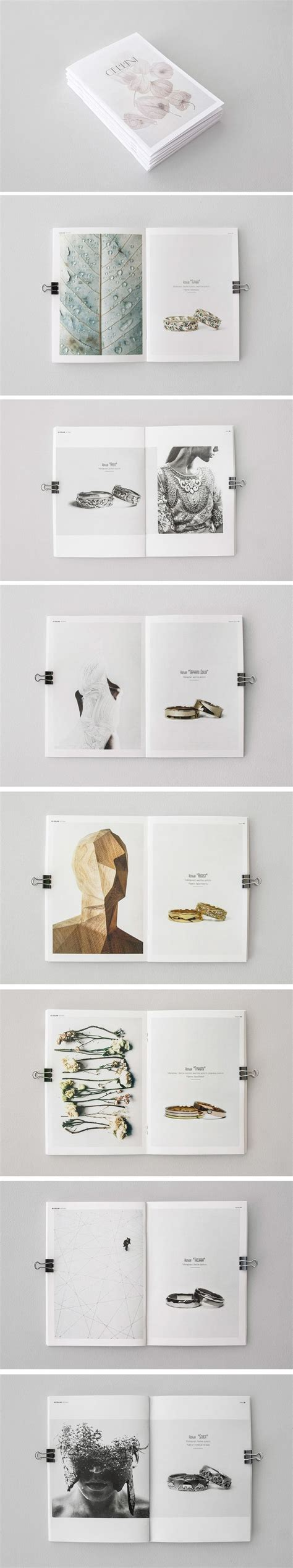 Wedding Brochure Hshire 8 best jewelry brochures images on catalogue