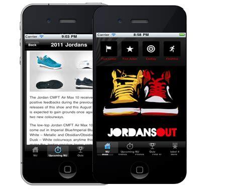 design jordans app mysportfolios com sport apps infoproducts sport web