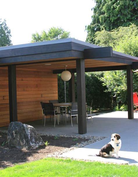 Garage Roof Designs contemporary pavilion backyard pavilions pinterest