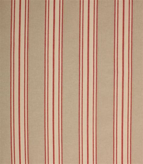striped upholstery fabric uk sabina stripe fabric red