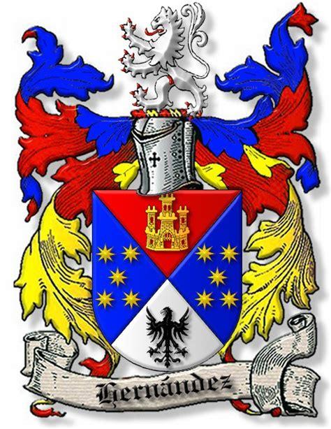imagenes de la familia hernandez escudo y origen de tu apellido art riot