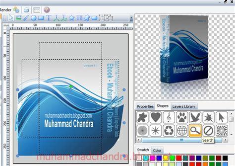 cara membuat cover buku dengan tbs cover editor free software tips trick komputer tutorial tbs
