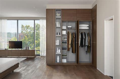 soho built in wardrobe modern closet nashville by