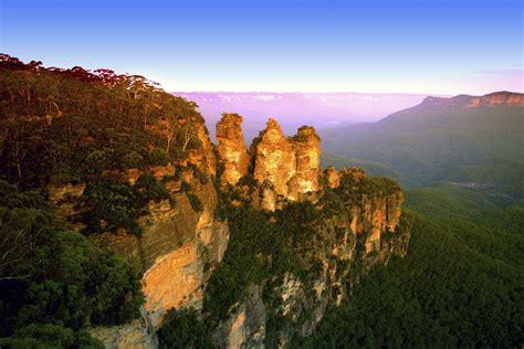 Darwin The Blue Mountains Of Australia