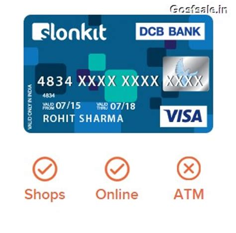 slonkit app get physical prepaid card free rs 100 wallet money slonkit promo - Where Is The Promotional Code On A Visa Gift Card