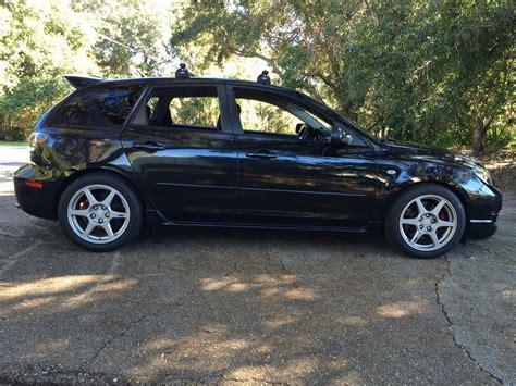 tyre size mazda 3 mazda mazdaspeed3 custom wheels enkei evo 8 17x8 0 et 37