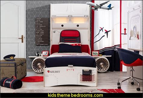 airplane bedroom decor decorating theme bedrooms maries manor airplane theme
