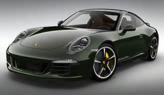 Is It Porsche Or Porsha Porsche Announces Exclusive 911 Club Coupe Autoblog