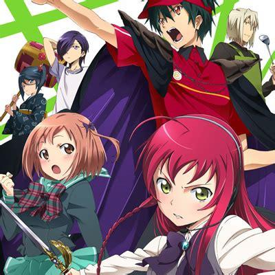 ending anime hataraku maou sama musica de hataraku maou sama ost soundtrack