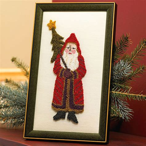 santa claus christmas decorations bring smiles  joy