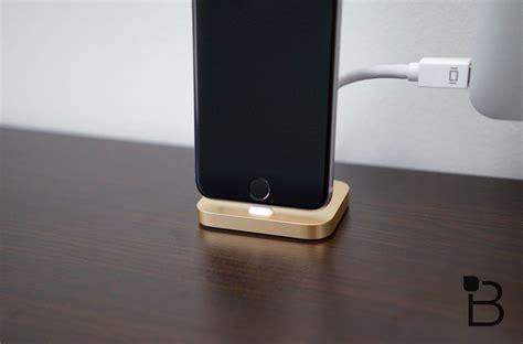 Apple Lighting Dock by Here S Apple S Beautiful New Iphone Lightning Dock