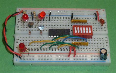 and gate transistor breadboard csci 255 breadboards transistors and gates