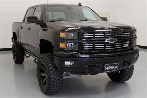 chevrolet silverado  ltz midnight edition pro
