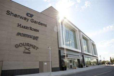 Nordstrom Gardens Mall by Expanded Sherway Gardens Opens Doors Tuesday Toronto