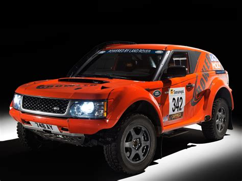 land rover racing 2011 landrover bowler exr rally suv truck race racing