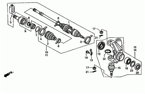 honda fourtrax exhaust wiring diagrams wiring diagrams
