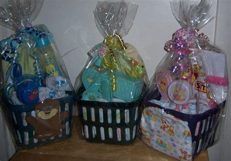 Gift Baskets For Baby Shower by Baby Shower Baskets Souvenirs Margusriga Baby