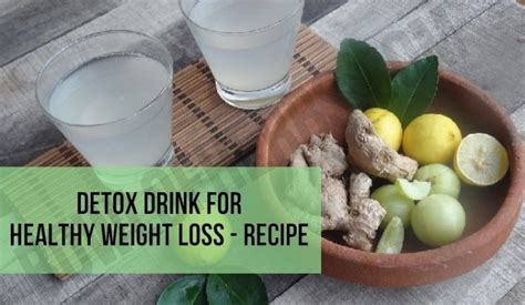 Can Detox Tea Make You Gain Weight by Detox Drink For Healthy Weight Loss Diy Bowl Of Herbs