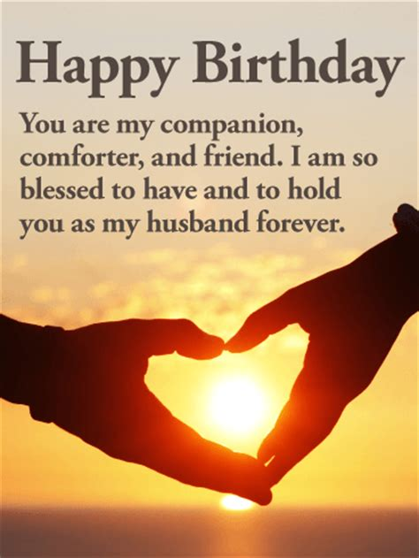 Happy Birthday Wishes To Husband You Are My Everything Happy Birthday Wishes Card For