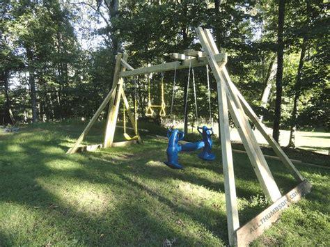 swing my 17 best ideas about backyard swings on pinterest